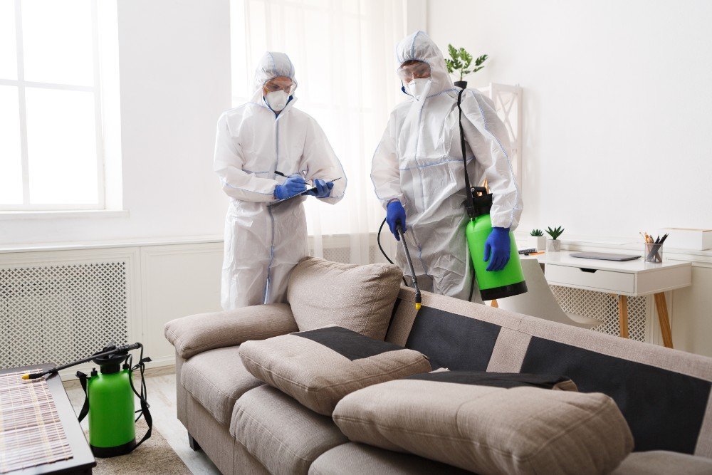 Cleaning Fabric Upholstery